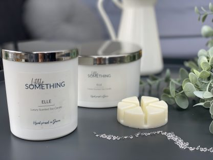 Elle Luxury Soy Wax Candle