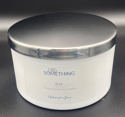 Elle Large Candle - Little Something Candles