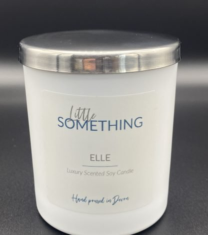 Elle Standard Candle - Little Something Candles