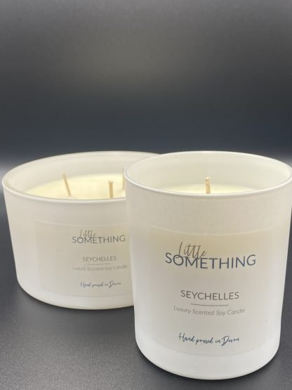 Seychelles Large Candle - Little Something Candles